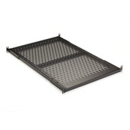 "Black Box Fixed Vented Server Shelf, 27 1/4""D, for 19"" Rails RM403-R2"