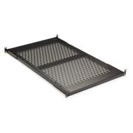 "Black Box Fixed Vented Server Shelf, 30""D, for 19"" Rails RM410-R2"