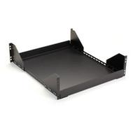 "Black Box Elite Server-Mount Cabinet Heavy-Duty Solid Shelf, 19"" Rails RM590-R2"