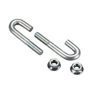 """Black Box BasketPAC Cable Tray J-Bolts, 5/16"""", 2-Pack RM746"""