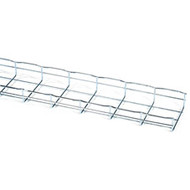 "Black Box BasketPAC Cable Tray Section, 2""H x 10L (5.1 cm x 3.0 m), 6"" W (15.2 RM782"