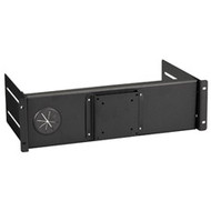 Black Box Fixed Flat-Panel Monitor Mount for Racks RM982F