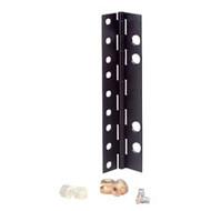 "Black Box Patch Panel Hinge Kit, 3U (5.25""H) RMT013"