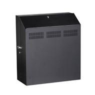 Black Box Low-Profile Secure Wallmount Cabinet - 6U RMT353A-R2
