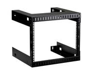 """Black Box Open Frame Rack, 18""""D, 8U RMT993A"""