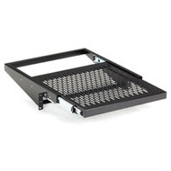 Black Box Rackmount Vented Sliding Shelf - 50-lb. Capacity RMTS06B