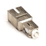 Black Box Fiber Optic In-Line Attenuator, Single-Mode, SC/APC, Male/Female, 10-d SCAPC10