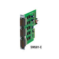 Black Box Automatic Switching System Cards, AB V.35 Conductor (21 Leads) Card SM501-C