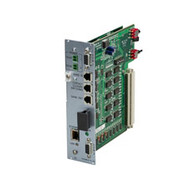 Black Box Automatic Switching System Cards for Web Browser, SNMP, ASCII, and Man SM533-C