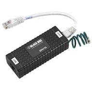 Black Box Power over Ethernet Surge Protector, 30-Volt SP077A