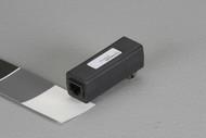 Black Box DIN-Rail Mount In-Line Surge Protector, PoE SPD075A
