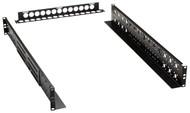 Black Box Universal Rail Kit, 2U URK2U