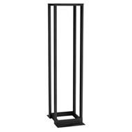 "Black Box Freedom Rack Plus with 23"" M6 Rails, 45U RM089A"