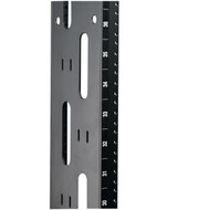 Black Box Rack Unit Labels - 2-Pack RM093