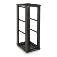 "Kendall Howard 42U LINIER Open Frame Server Rack - No Doors/Side Panels - 36"" Depth"