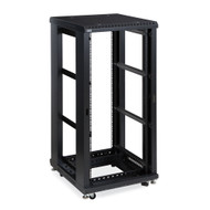 "Kendall Howard 27U LINIER Open Frame Server Rack - No Doors or Side Panels - 24"" Depth"