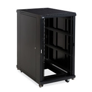 "Kendall Howard 22U LINIER® Server Cabinet - No Doors - 36"" Depth"