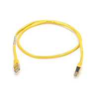 Black Box CAT5 Shielded Twisted-Pair Cable (STP), T568B, 4-Pair, RJ-45, Stranded EVNSL64T-0006