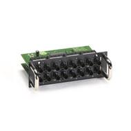Black Box 8-Port 100-Mbps Fiber Module for Modular Managed L2 Switch, Multimode, LB622C