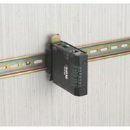 Black Box Hardened Media Converter Switch, 10/-100-Mbps Copper to 100-Mbps Fiber LBH100A-H-SSC