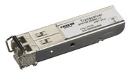 Black Box SFP, 155-Mbps Fiber with Extended Diagnostics, 1310-nm Single-Mode, Pl LFP404