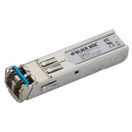 Black Box SFP, 1250-Mbps Fiber with Extended Diagnostics, 1310-nm Single-Mode, L LFP414