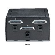 Black Box ABC Dual Switches, Chassis Style B SW186A