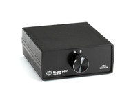 Black Box ABC-25 (2 to 1) Switch, 25 Leads, Serial or Parallel (for PC Users), C SWL025A-MMF