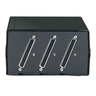 Black Box DB37 Switches, Chassis Style B SWL350A-FFF