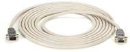 Black Box DB9 Serial Null-Modem Cable, DB9 Male/DB9 Female, 15-ft. (4.5-m) EYN257T-0015-MF