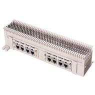 Black Box Prewired USOC Modular Jack Block - (12) 4-Wire 31066