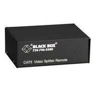 Black Box Standard Remote CAT5 VGA Video Splitter Module AC502A-R2