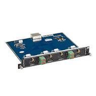 Black Box Modular Video Matrix Switcher Output Card - 4K, HDMI, Analog Audio AVS-4O-HDM