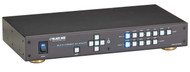 Black Box Presentation Switcher - HDMI, DVI, VGA, DisplayPort, 7 x 1 AVSC-7DA-HDMI