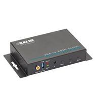 Black Box VGA-to-HDMI Converter Scaler with Audio AVSC-VGA-HDMI-R2