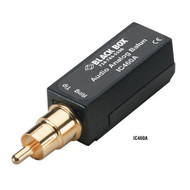 Black Box Audio Baluns (Analog and Digital), Analog IC460A