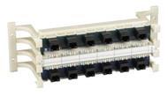 Black Box Prewired CAT5, RJ-45, 110 Block with Universal Wiring - 100-Pair, 12-P 36715-R2