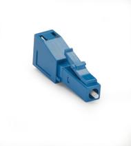 Black Box Fiber Optic In-Line Attenuator, Single-Mode, Male/Female, LC, UPC, 10 FOAT50S1-LC-10DB