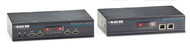 Black Box Dual-Head DisplayPort KVM Extender over CATx ACU5800A