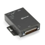 Black Box 10/100 Terminal Server, 1-Port, RS-232/422/485, DB25 Male LES4012A