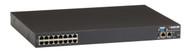Black Box Advanced Cellular Console Server with (16) RJ-45 Serial Ports, Dual Et LES1316A