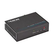 Black Box Video Extender - 4K, HDMI, IR, RS-232 Transmitter AVS-HDB-TX