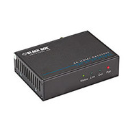 Black Box Video Extender - 4K, HDMI, IR, RS-232 Receiver AVS-HDB-RX