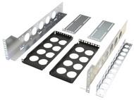 Black Box Equipment Mounting Rails, 3U, 2-Post EMR2-3U