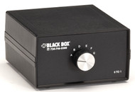 Black Box 6-to-1 RJ-11 Switch, Chassis Style B SW076A