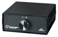 Black Box 10-Mbps ABC Manual Switch SWL065A