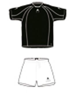 Proton Set S/S Black/White