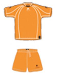Proton Set S/S Fluro Orange