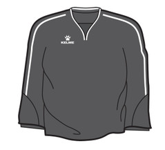 Aires Shell Sweat Black/White