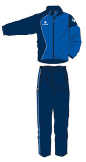 Garra Tracksuit Royal/Navy